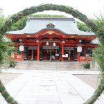 生田神社 縁結びと「神戸(かんべ)」由来の神社