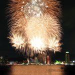 Best Spots to View Fireworks Festival in KOBE 2016