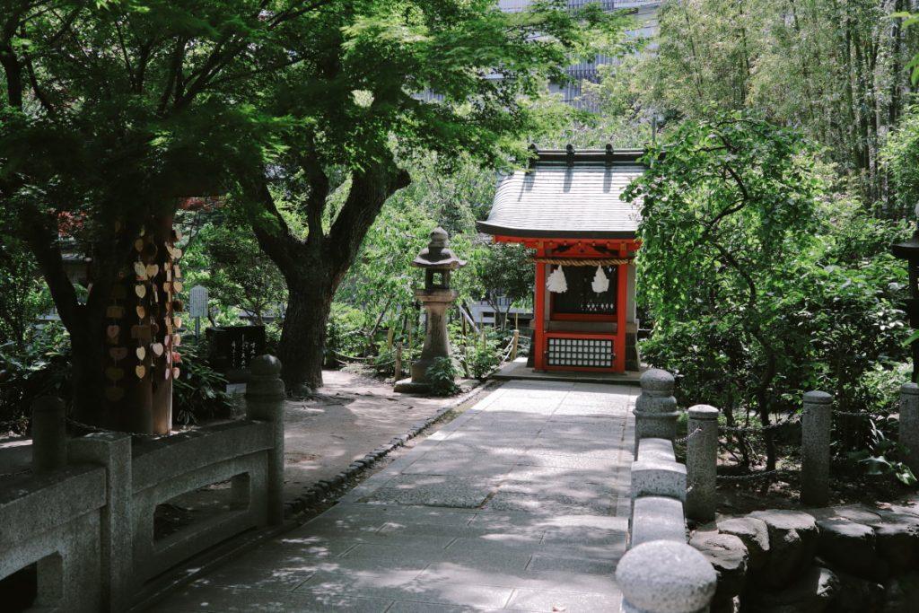 生田神社 神戸・三宮にて