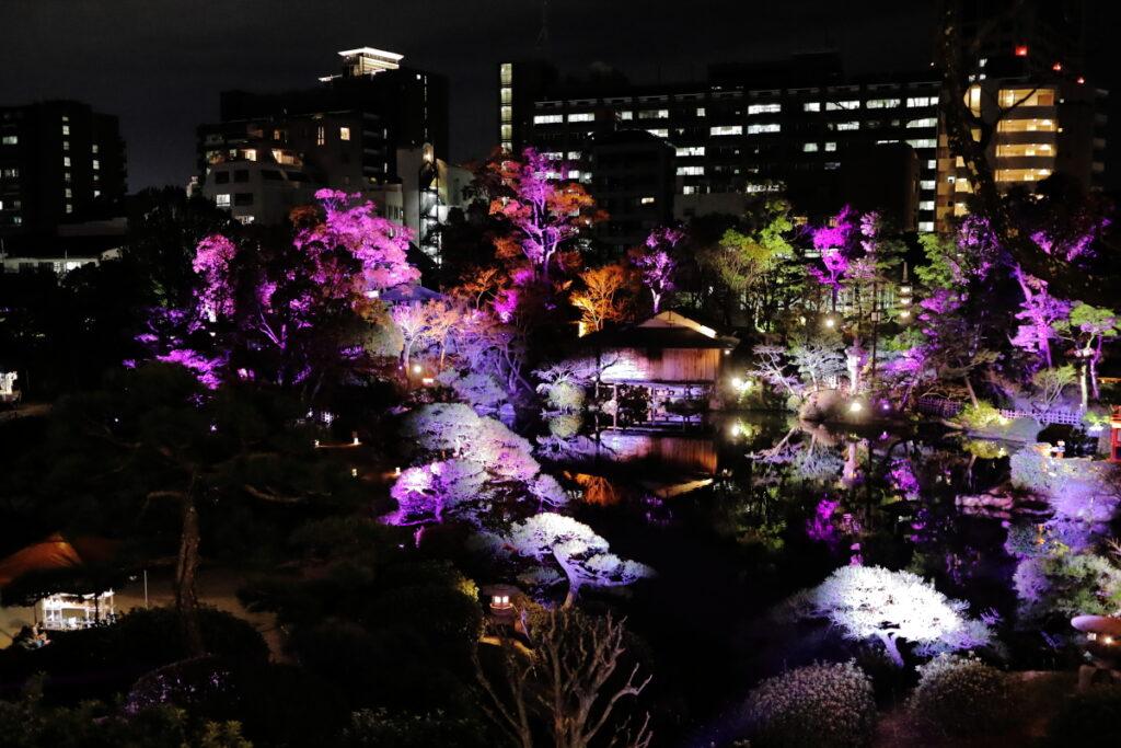 神戸カルチャーナイト 相楽園