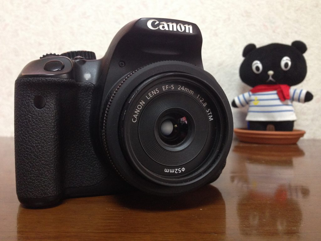 カメラとコーベアー