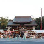 神戸で初詣と言えば〇〇神社