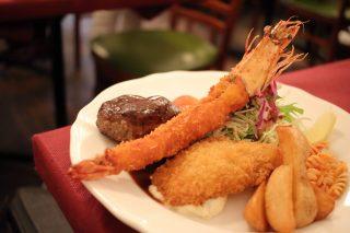 洋食アシェット お休みにちょっと良いご飯を食べるならここ