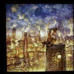 にしのあきひろ「えんとつ町のプペル展」神戸別品博覧会にて開催中