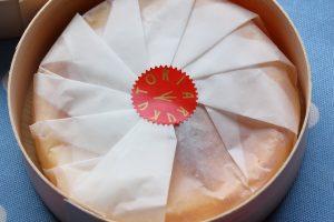 歩く鳥のチーズケーキ