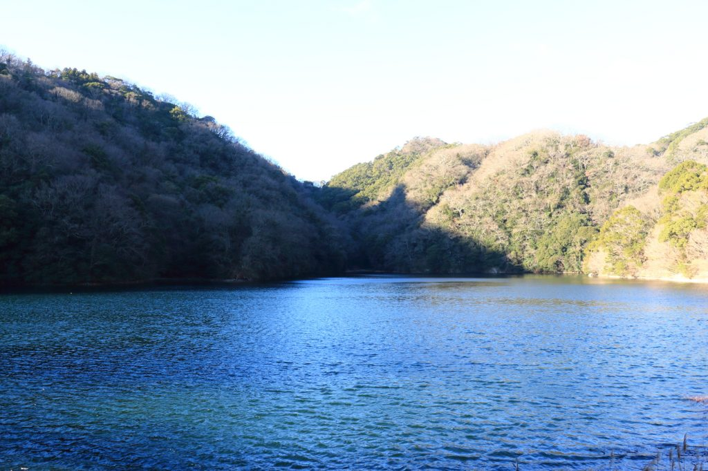 布引貯水池 神戸