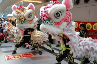 Celebrate Chinese New Year in Nankinmachi, KOBE 1/27-29