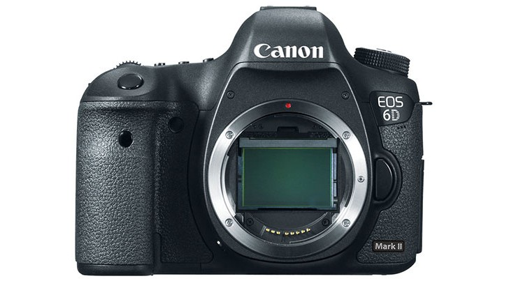 EOS 6D Mark2 ボディ画像