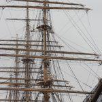海王丸 神戸港に入港
