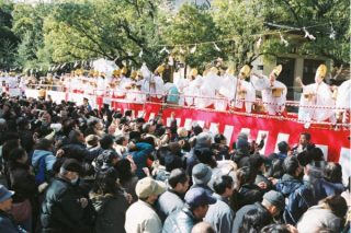 2月3日節分 神戸市内で行われる主なイベント