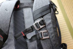 エブリデイバックパック 胸ベルト