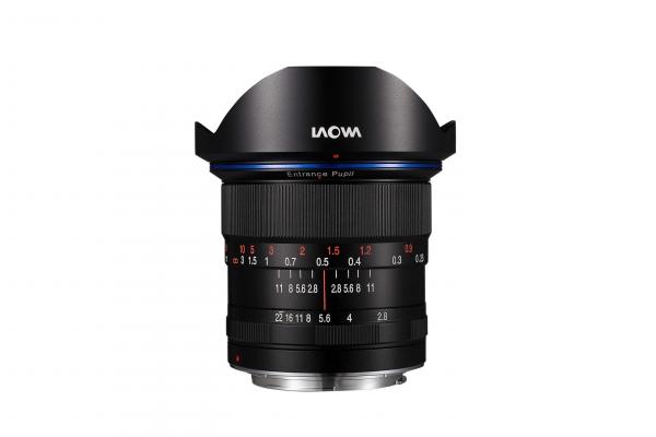 LAOWA(ラオワ) 12mm F2.8 Zero-D