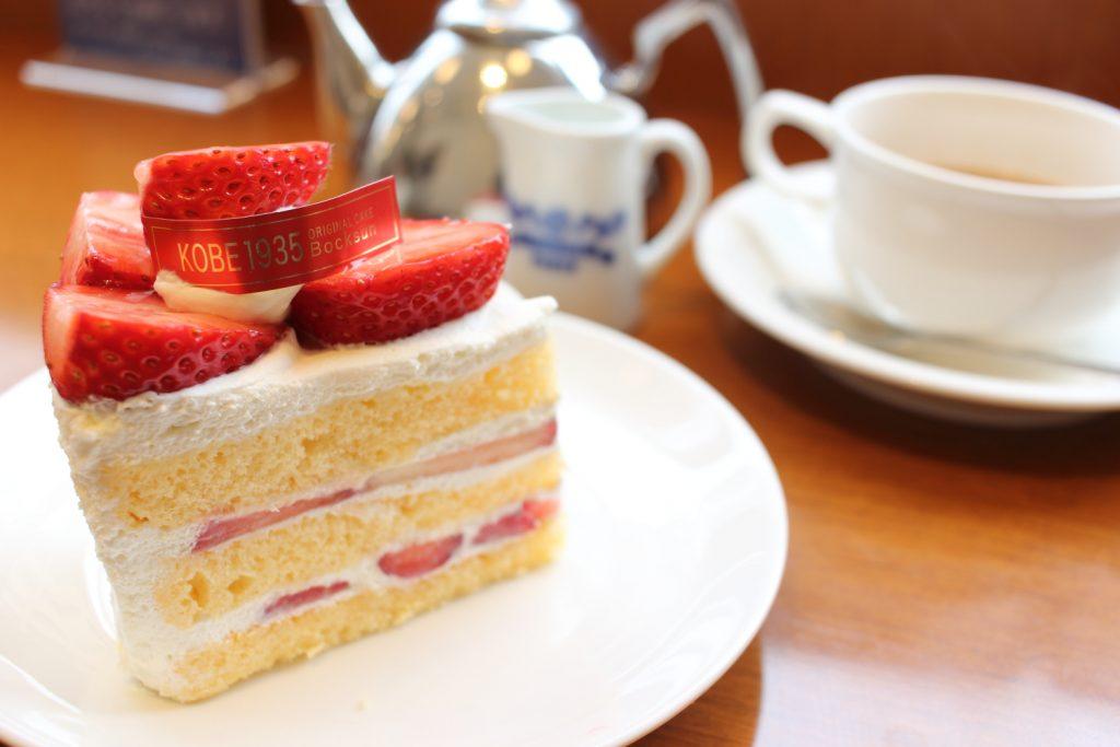 おいCベリー苺スペシャルショートケーキ