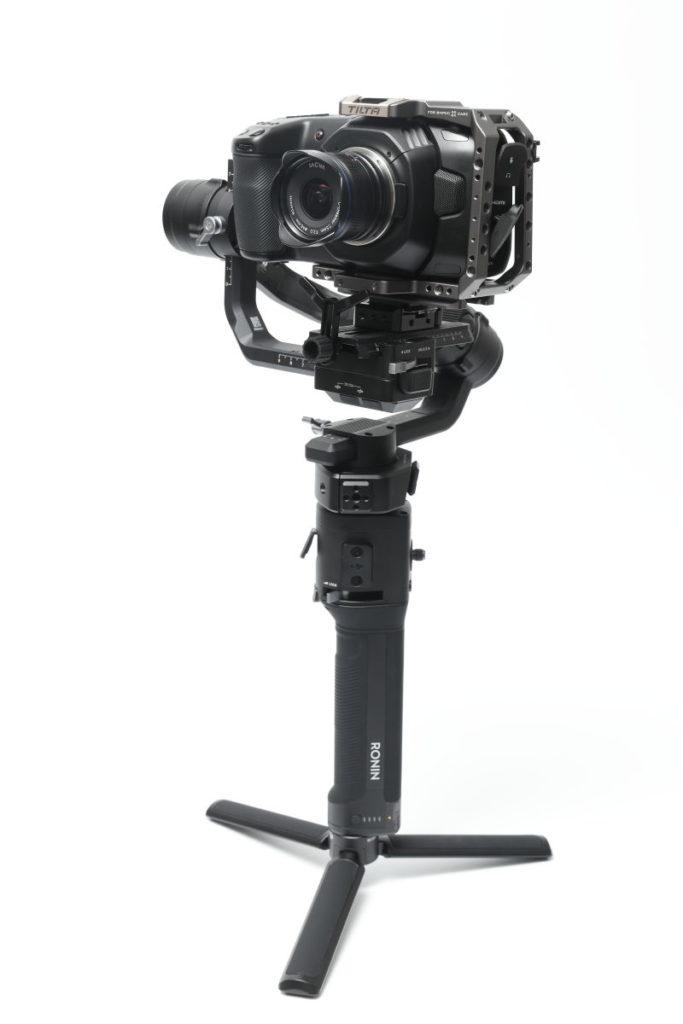 LAOWA 7.5mm F2 MFT 広角レンズ ジンバル DJI Ronin-S