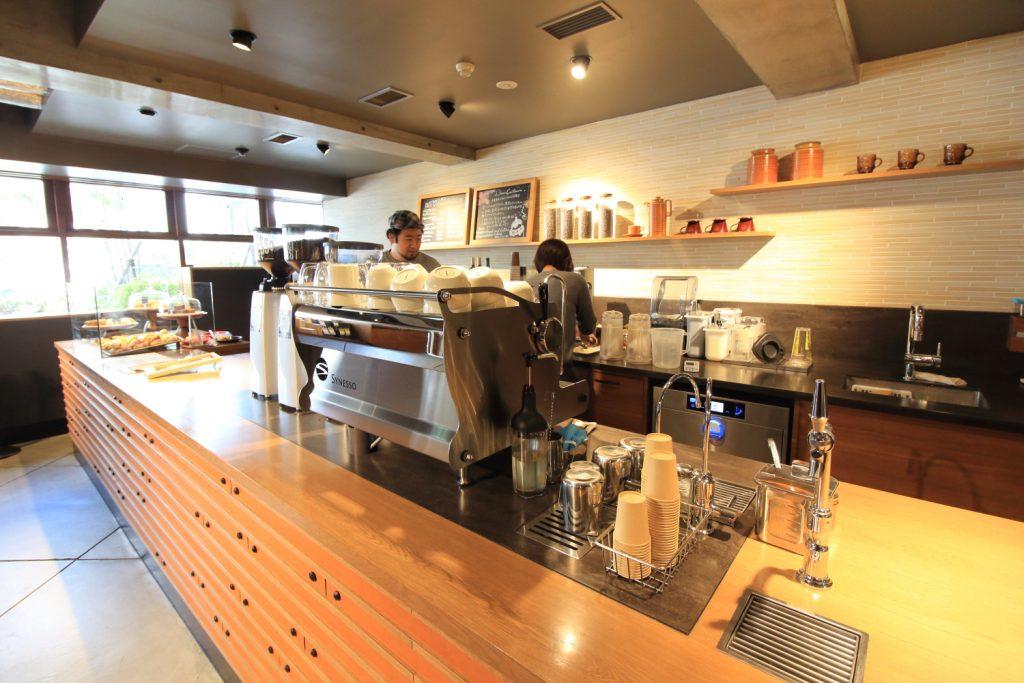 スターバックス Neighborhood and Coffee 中山手通2丁目店