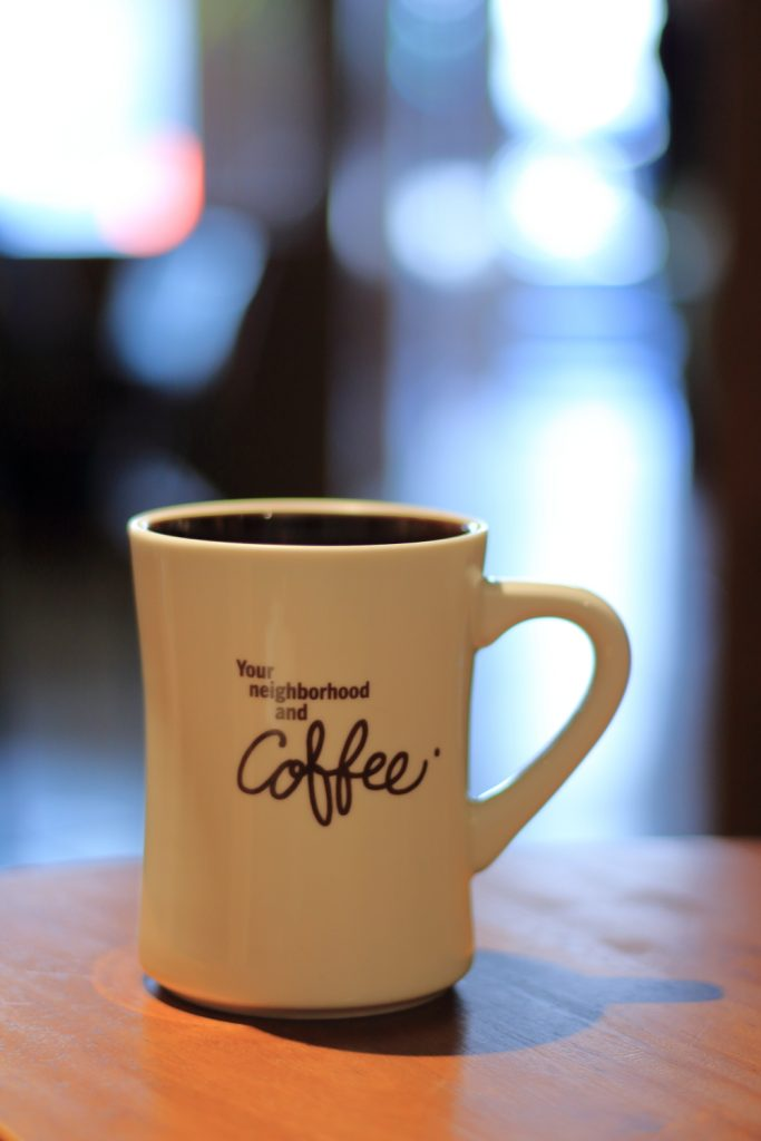 Neighborhood and Coffee 中山手通2丁目店 カフェアメリカーノ