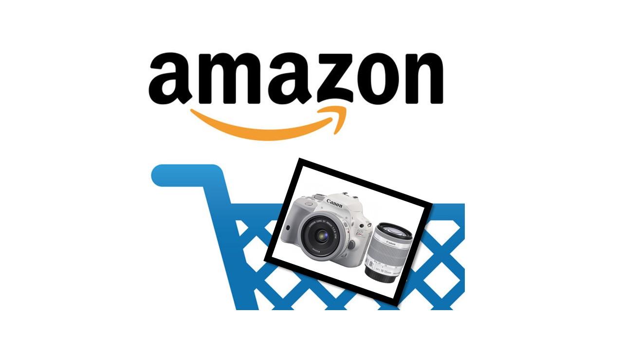 カメラマンのAmazon活用法