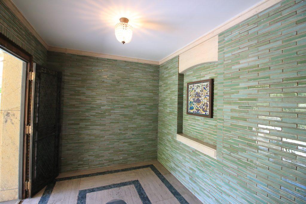 旧乾邸の玄関