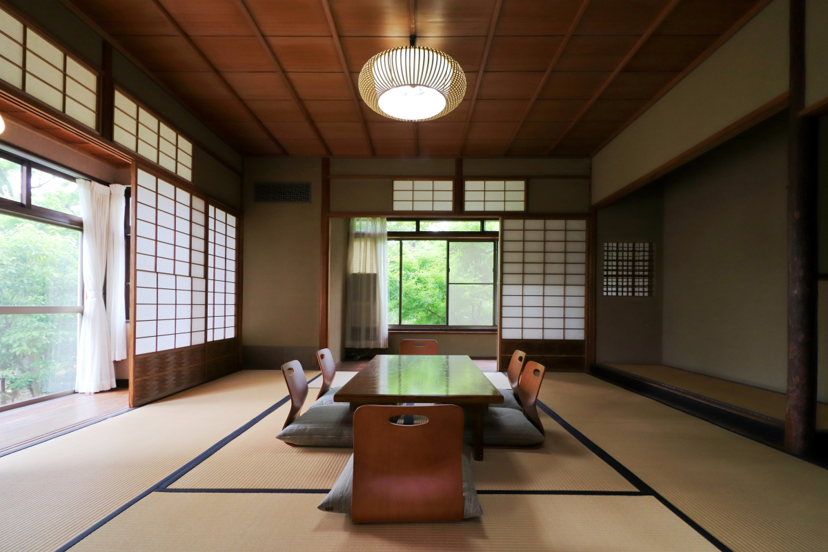 THE INUI FAMILY FORMER RESIDENCE, Japanese style room