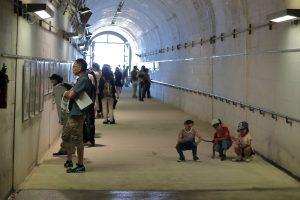 湊川隧道展示