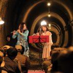 湊川隧道ミニコンサート