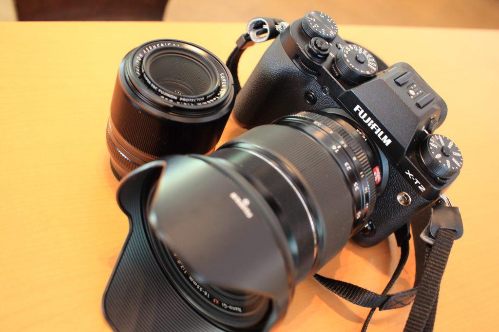 富士フイルム ミラーレスカメラXT2