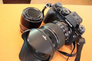 富士フィルム ミラーレスカメラXT2