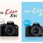 EOS Kiss X9とX9iを比較!キヤノン初心者向け一眼レフカメラで人気2機種の違いとは