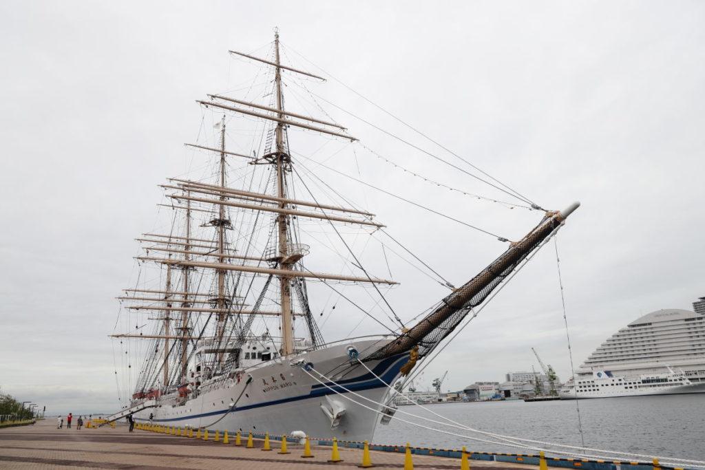 練習船 日本丸