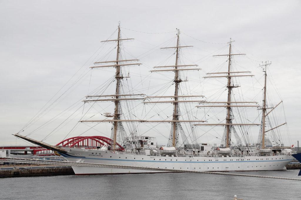 練習船 海王丸