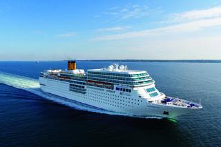 客船「コスタ・ネオロマンチカ」(COSTA NEOROMANTICA)の入港予定