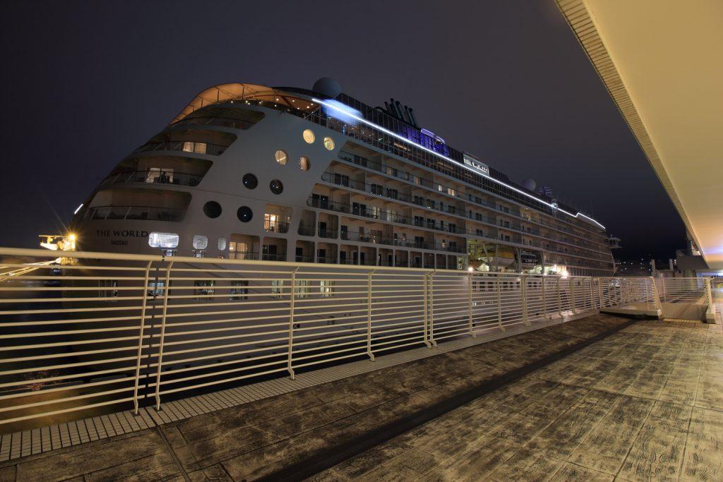 神戸中突堤のザ・ワールド