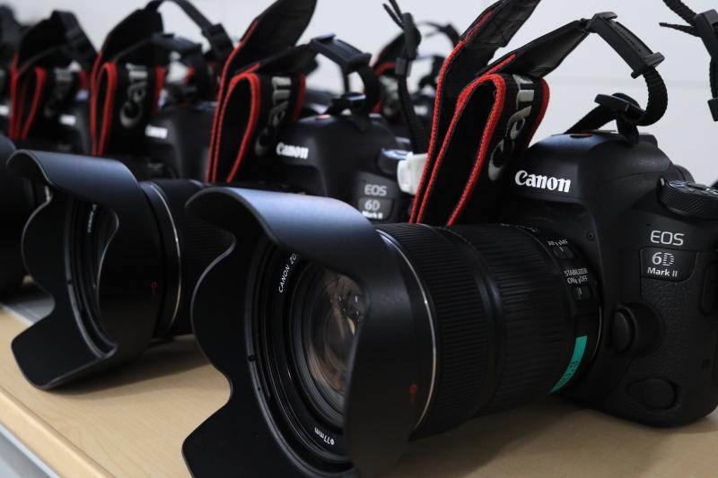 EOS 6D Mark2 撮影体験講座