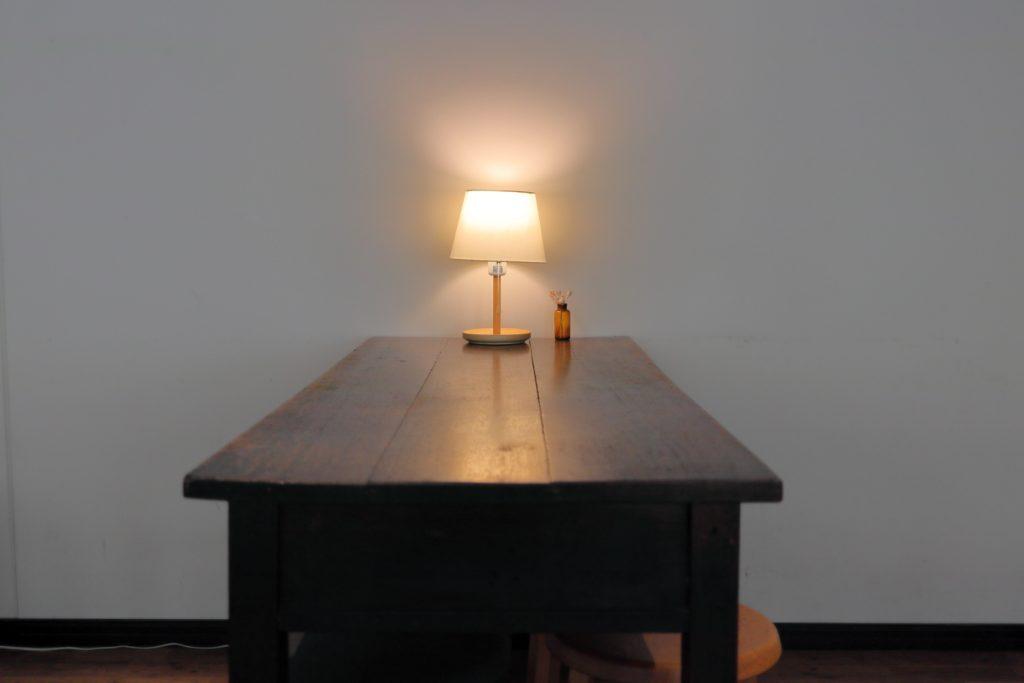 KIITO CAFEテーブル