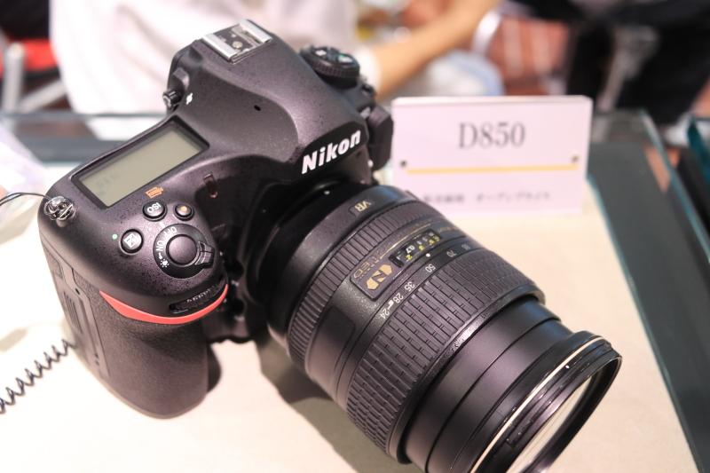ニコンD850