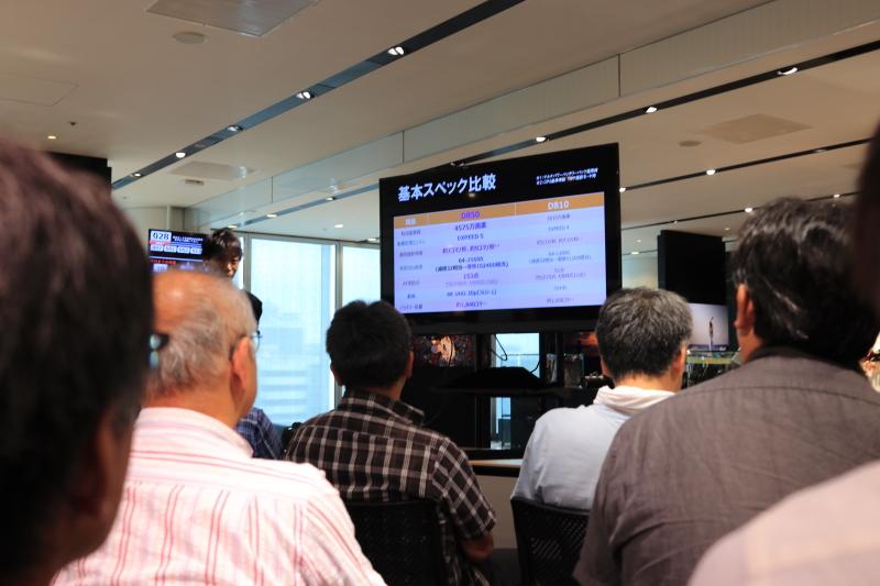 ニコンD850発表イベント