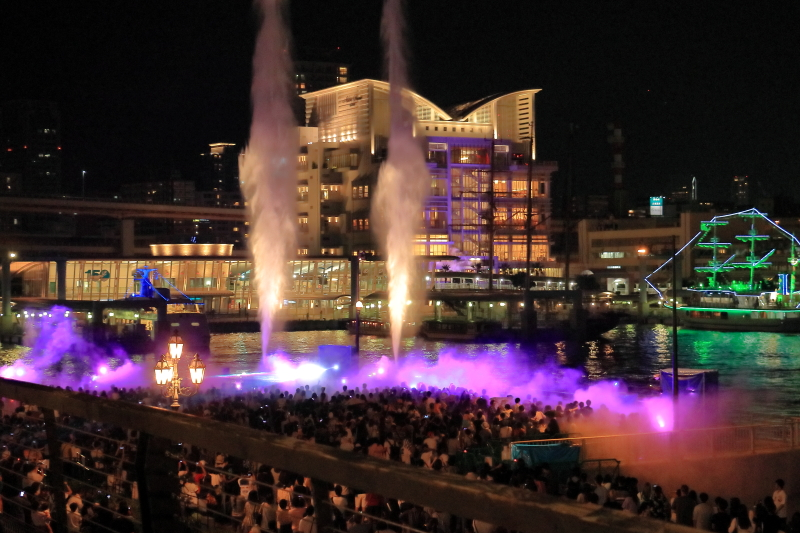 Umie Splash Fantasia 2017