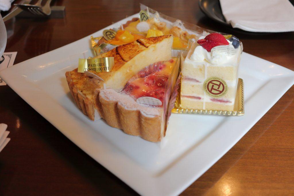 toothtooth maison15  ケーキ