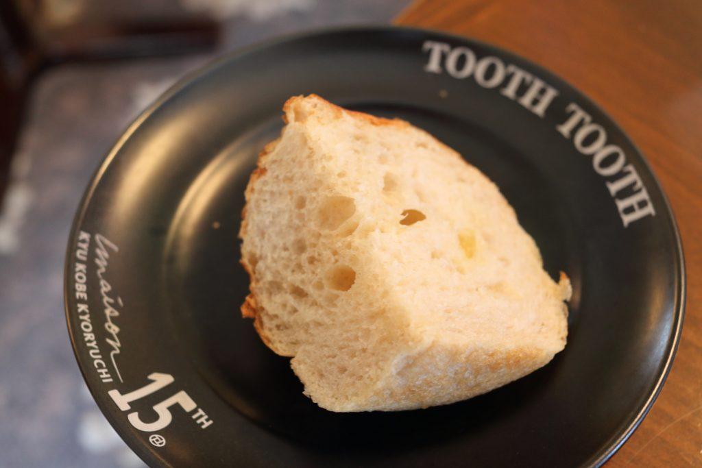toothtooth maison15 ランチのパン