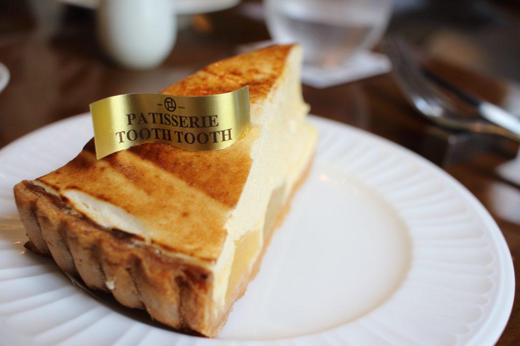 toothtooth maison15  ケーキ シブーストポンム