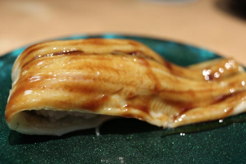 ぼての寿司 蒸し穴子