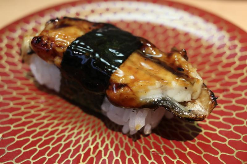 ぼての寿司 うなぎ