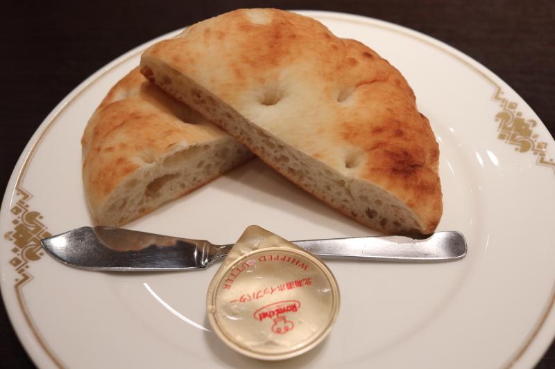 ユーハイム Aランチ セットのパン