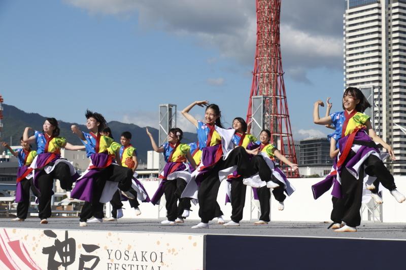 神戸よさこい祭り