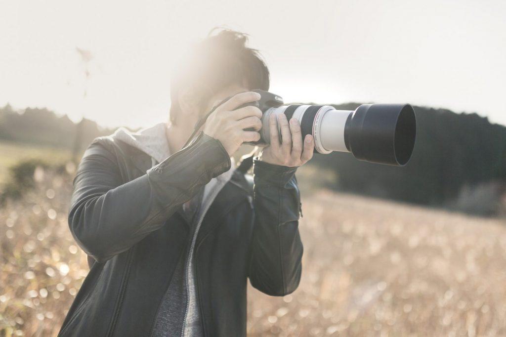 望遠レンズの必要性
