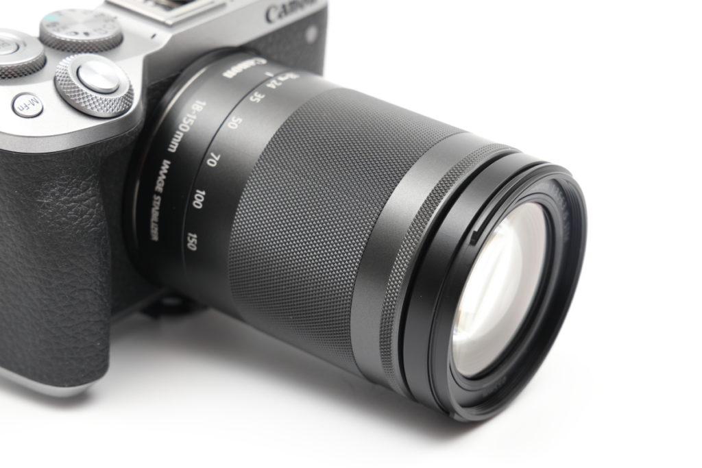 EF-M18-150mm F3.5-6.3 IS STM