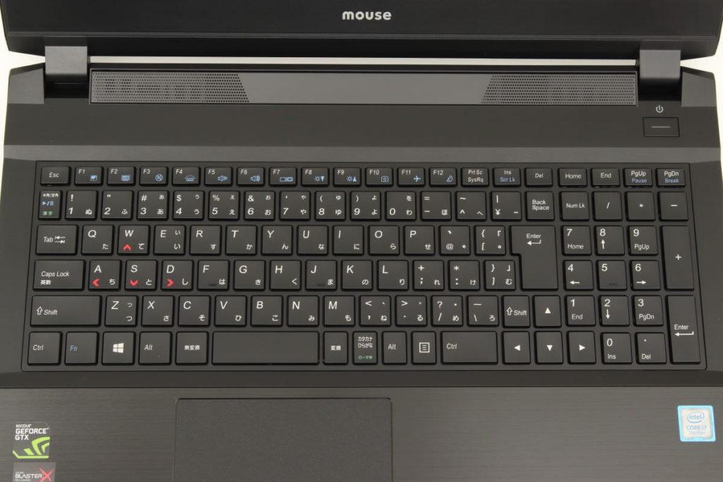 DAIV-NG5720 キーボード