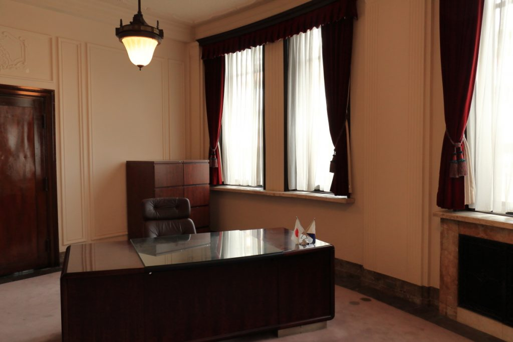 神戸税関 元貴賓室