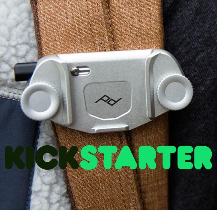 ピークデザイン 7回目のKickstarter