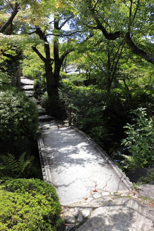 相楽園 橋